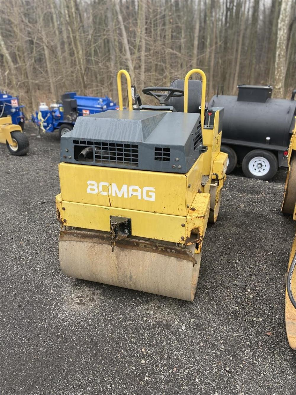 Detail photo of 1999 Bomag BW 90 from Construction Equipment Guide