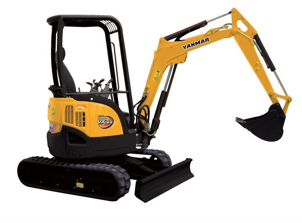 Detail photo of 2018 Yanmar VIO25 from Construction Equipment Guide