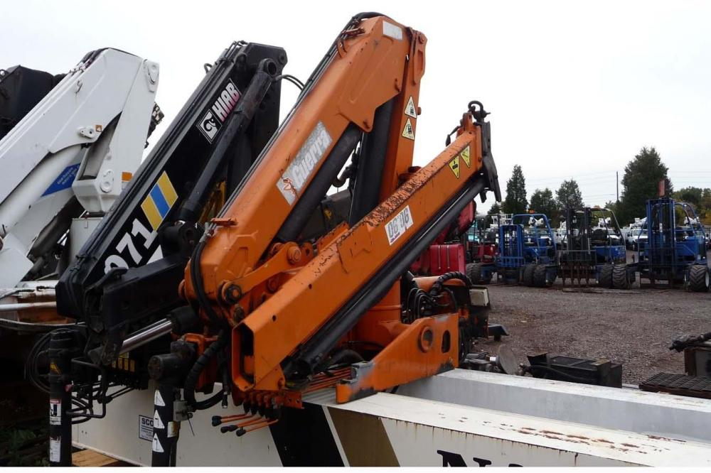 Detail photo of 2001 Guerra 9090N2 from Construction Equipment Guide