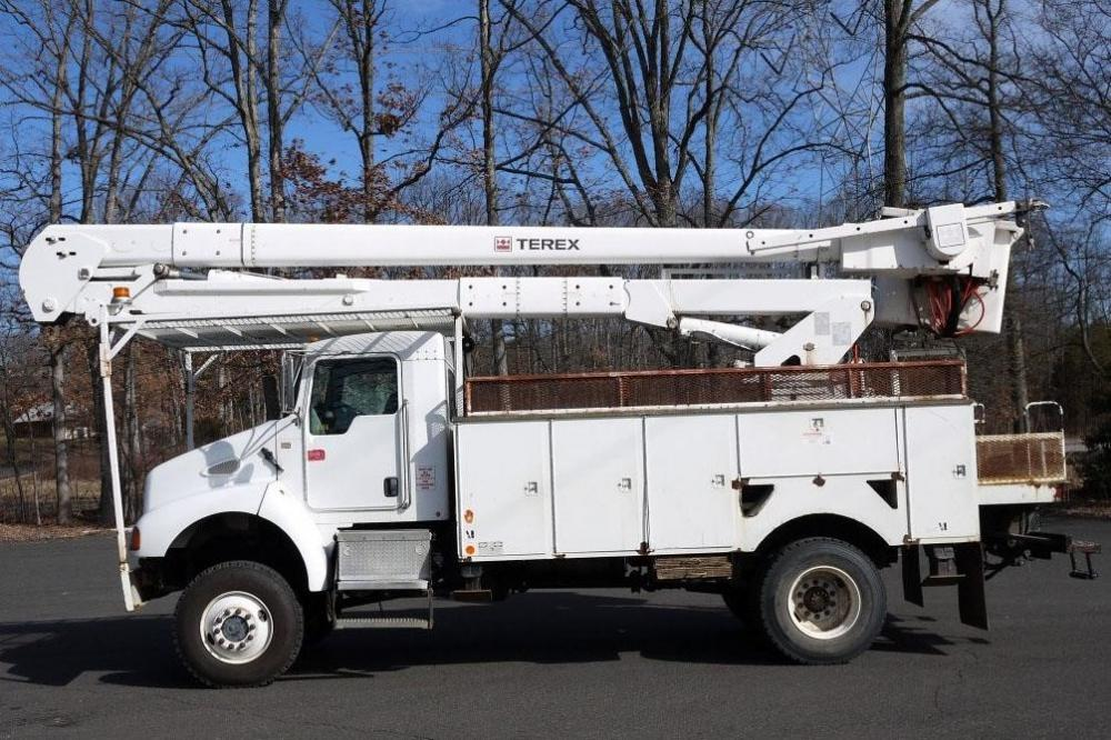 Detail photo of 2006 Terex HRX55 from Construction Equipment Guide