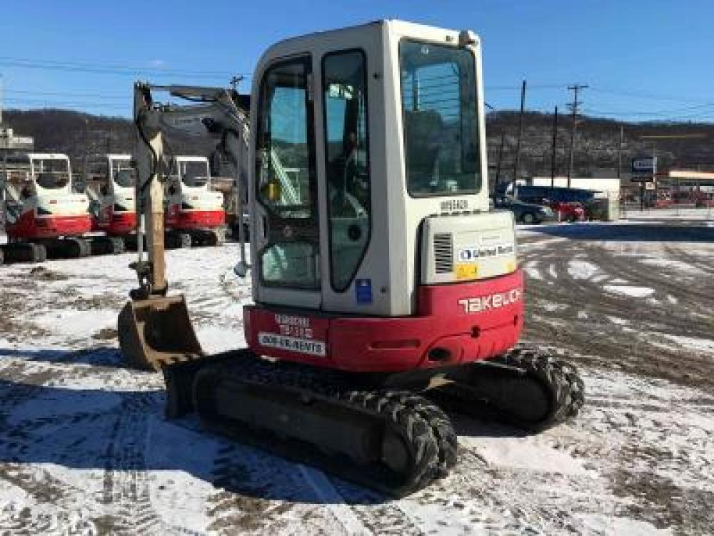 Detail photo of 2013 Takeuchi TB138FR from Construction Equipment Guide