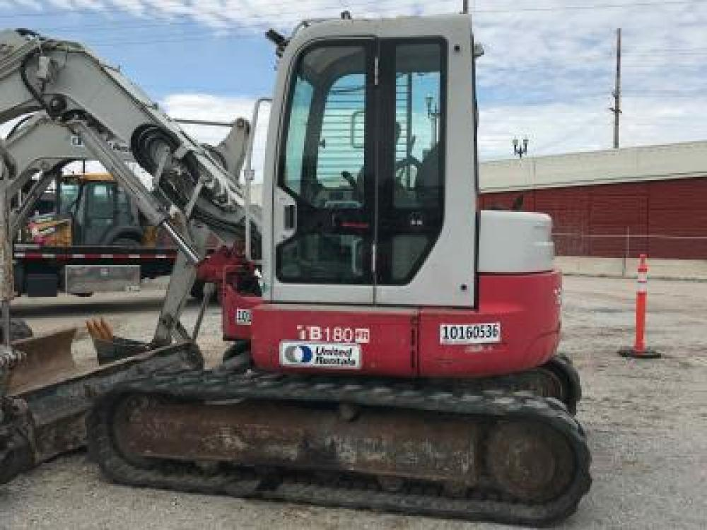 Detail photo of 2013 Takeuchi TB180FR from Construction Equipment Guide