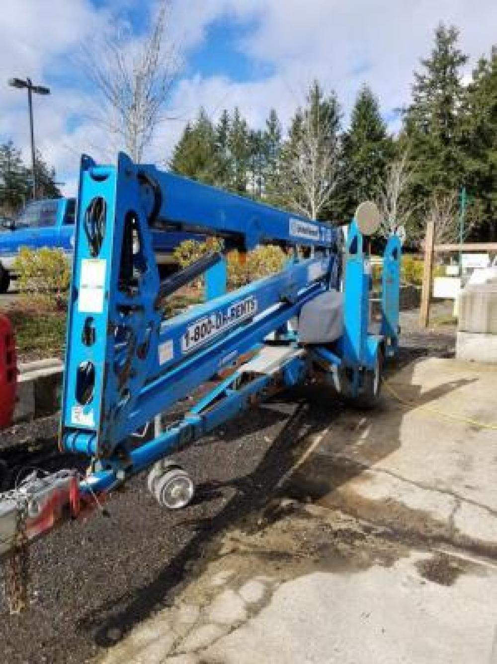 Detail photo of 2012 Genie TMZ-50/30 from Construction Equipment Guide