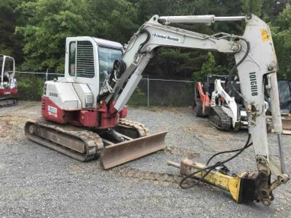 Detail photo of 2013 Takeuchi TB153FR from Construction Equipment Guide