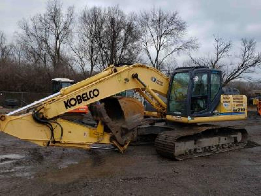 Detail photo of 2013 Kobelco SK210LC-9 from Construction Equipment Guide