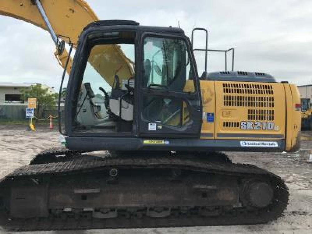 Detail photo of 2015 Kobelco SK210LC-9 from Construction Equipment Guide