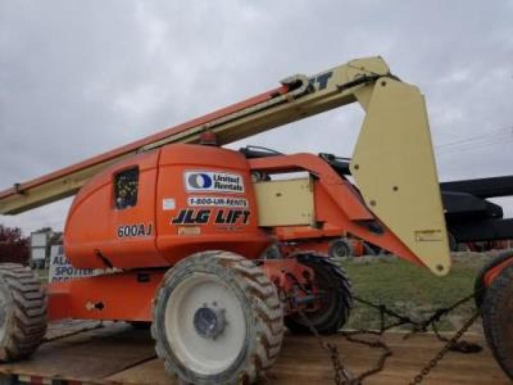 Detail photo of 2011 JLG 600AJ from Construction Equipment Guide