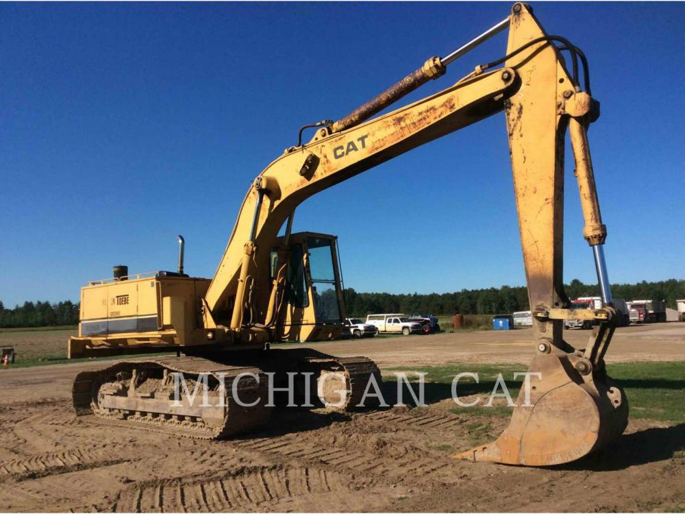 Detail photo of 1987 Caterpillar 235B from Construction Equipment Guide