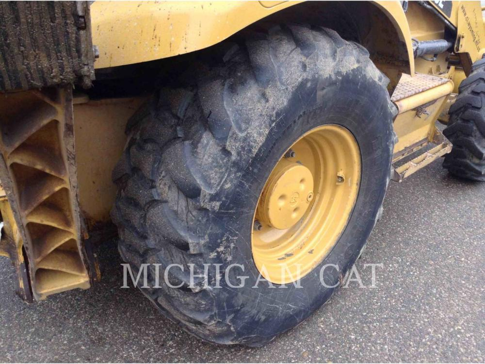 Detail photo of 2009 Caterpillar 430E from Construction Equipment Guide