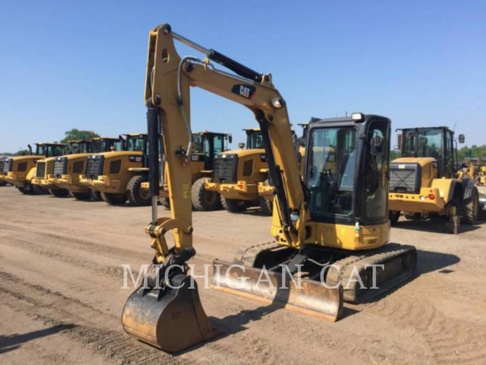 Detail photo of 2014 Caterpillar 305.5E CR from Construction Equipment Guide