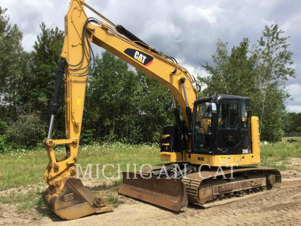 Detail photo of 2015 Caterpillar 314EL from Construction Equipment Guide