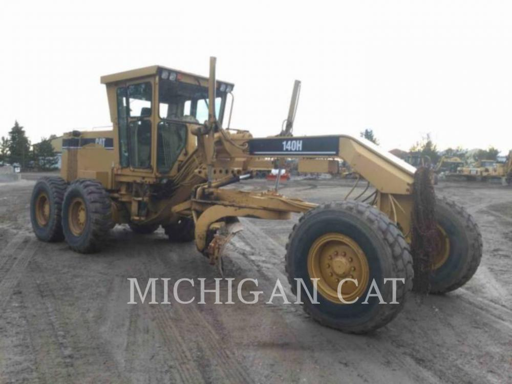 Detail photo of 1995 Caterpillar 140H from Construction Equipment Guide