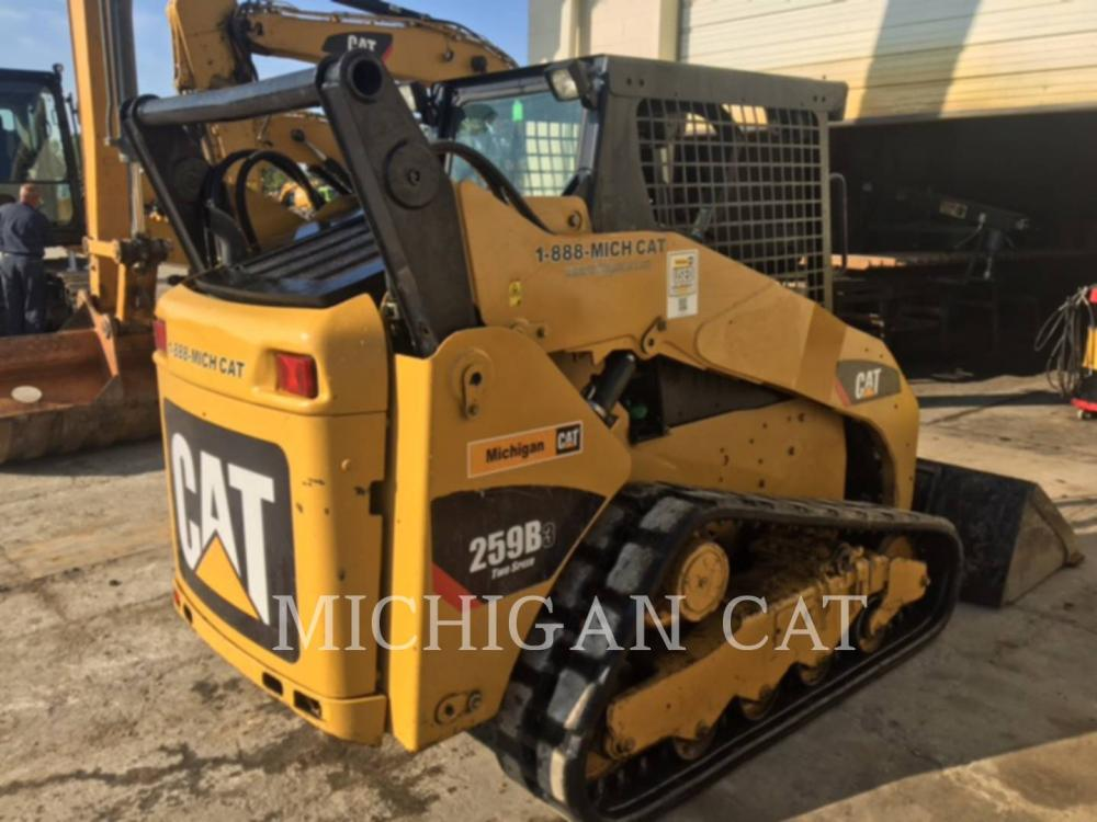 Detail photo of 2013 Caterpillar 259B III from Construction Equipment Guide