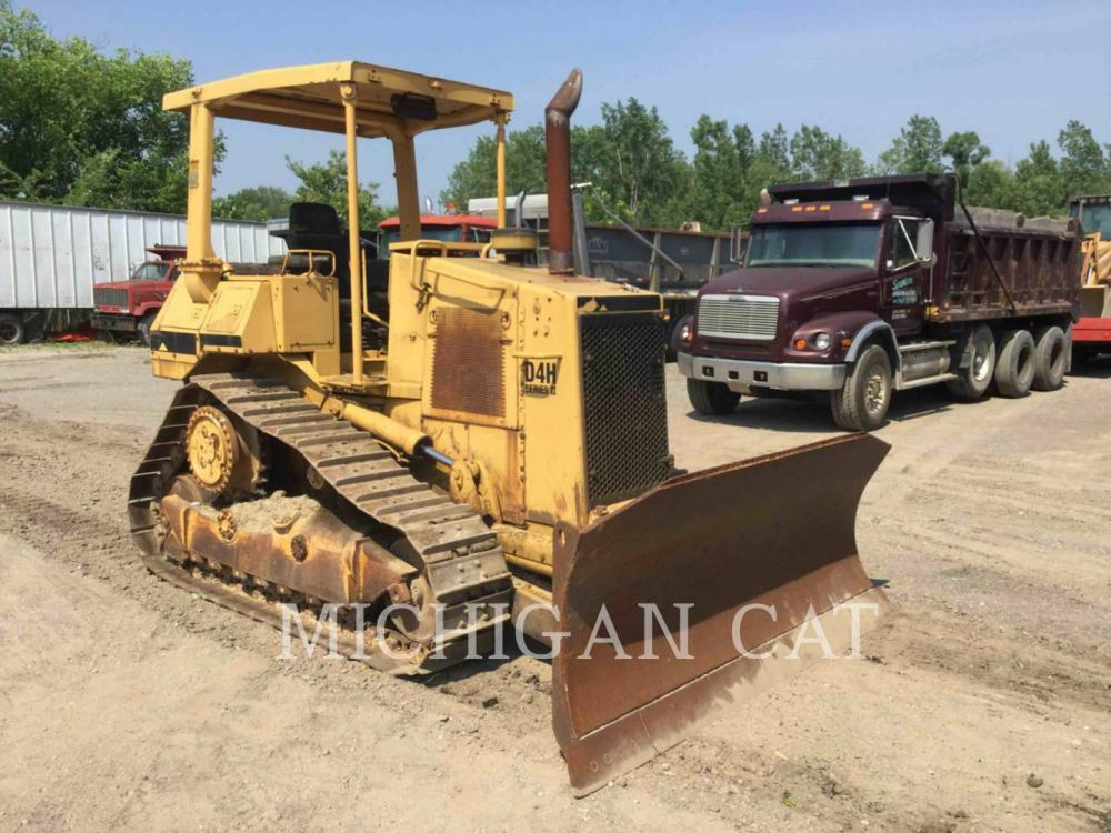 Detail photo of 1993 Caterpillar D4H II from Construction Equipment Guide