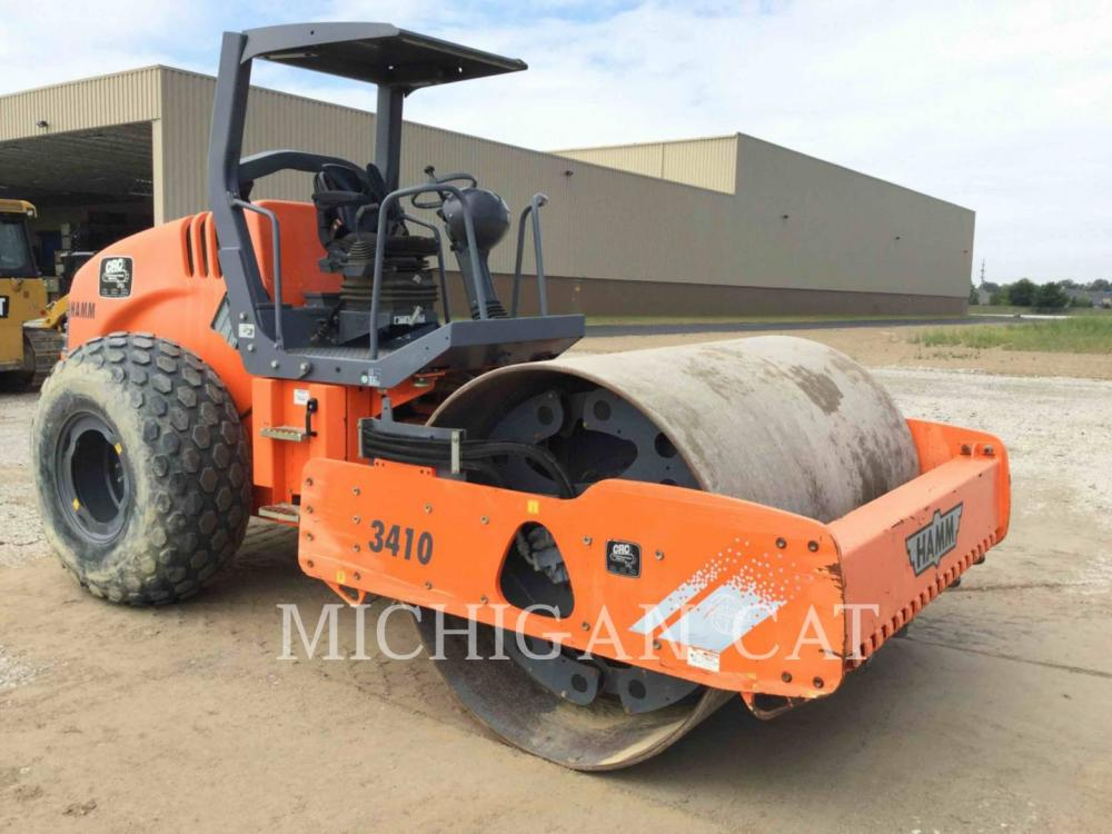 Detail photo of 2011 Hamm 3410 from Construction Equipment Guide