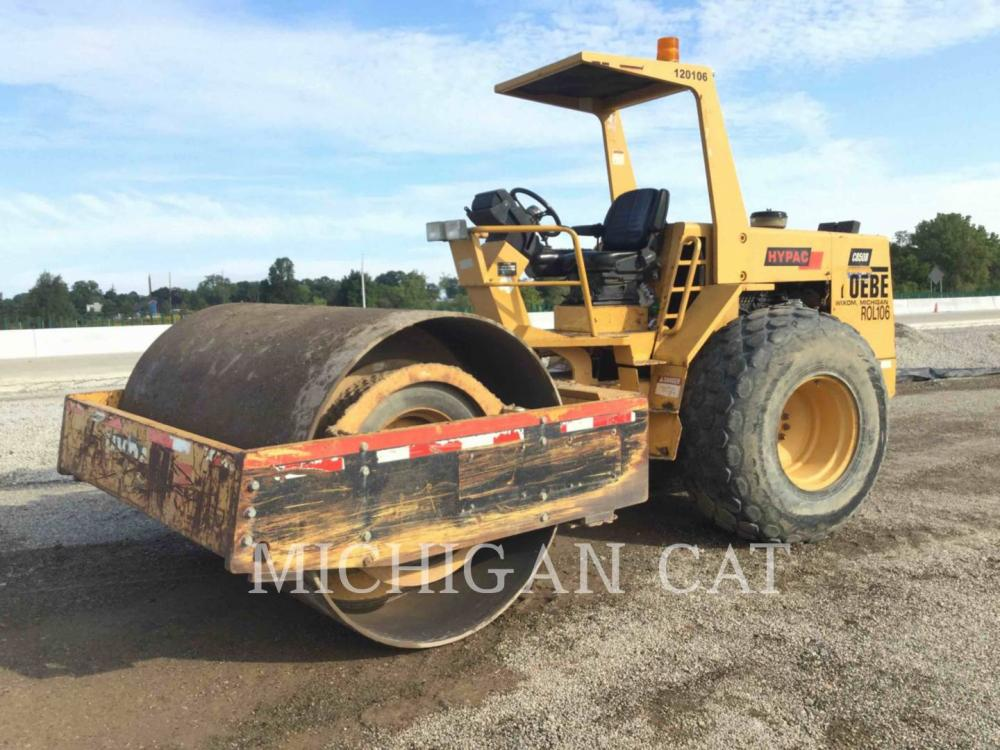 Detail photo of 2000 Hypac C850B from Construction Equipment Guide