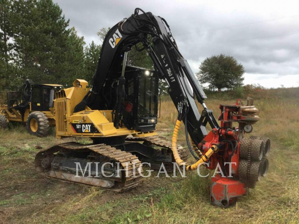 Detail photo of 2015 Caterpillar 501 HD from Construction Equipment Guide