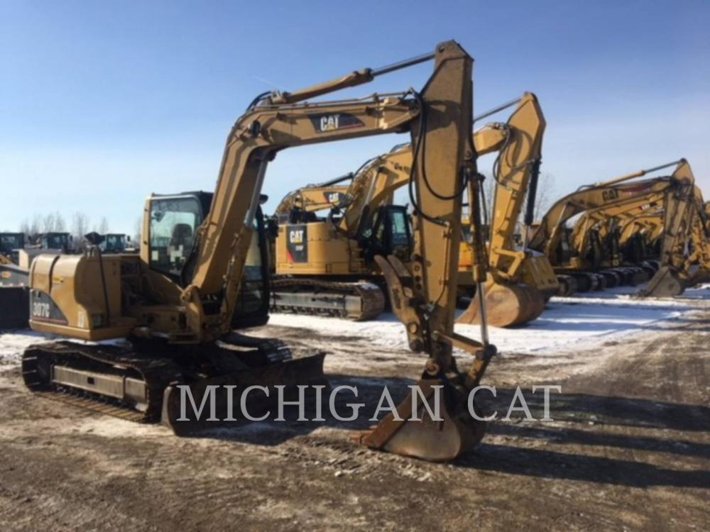 Detail photo of 2005 Caterpillar 307C from Construction Equipment Guide