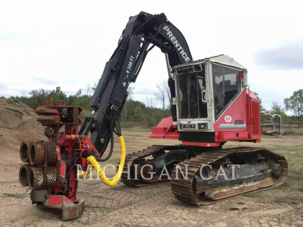 Detail photo of 2012 Prentice 2190 from Construction Equipment Guide