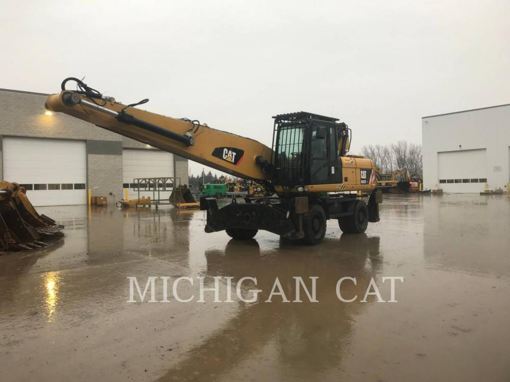 Detail photo of 2013 Caterpillar M322D from Construction Equipment Guide