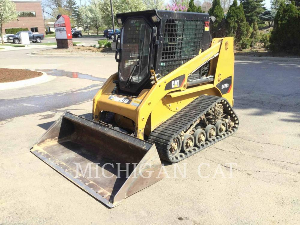 2015 Caterpillar 247B3 For Sale (20497568) from Michigan Cat [768] | CEG