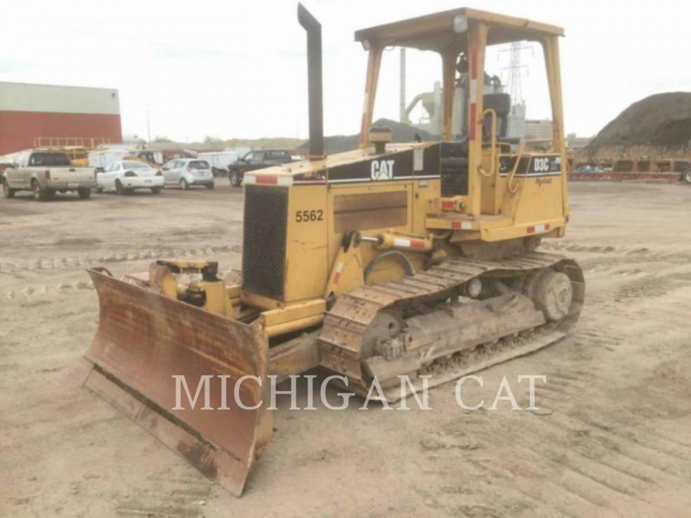 Detail photo of 1998 Caterpillar D3C from Construction Equipment Guide