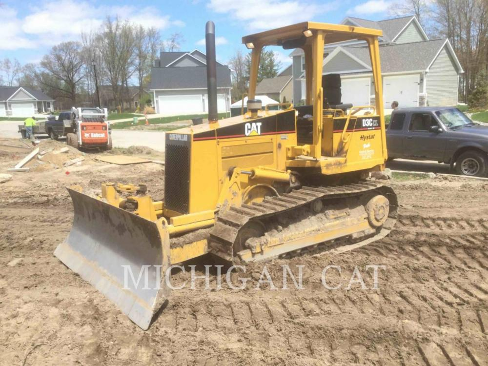 Detail photo of 1997 Caterpillar D3C from Construction Equipment Guide