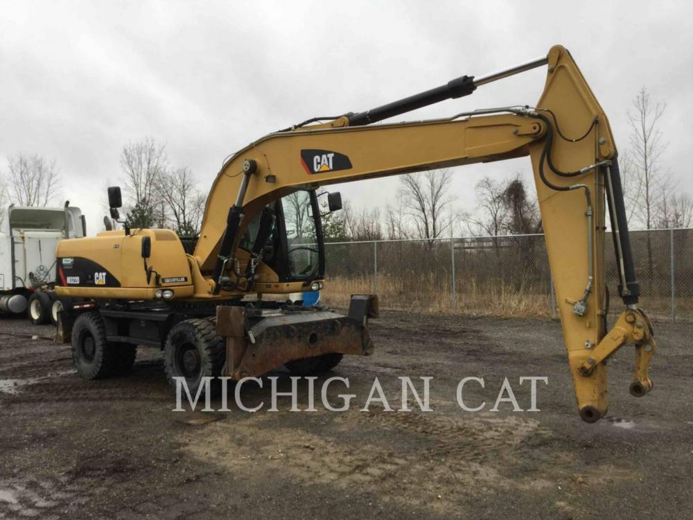 Detail photo of 2008 Caterpillar M322D from Construction Equipment Guide
