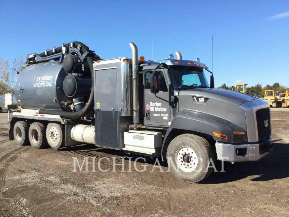 Detail photo of 2016 Caterpillar CT660L from Construction Equipment Guide