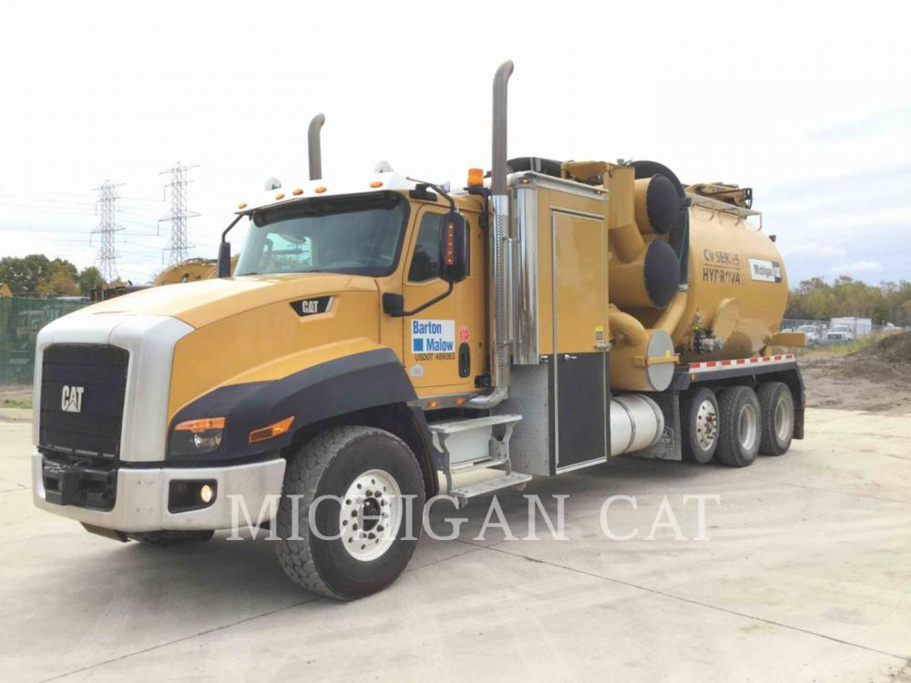 Detail photo of 2014 Caterpillar CT660L from Construction Equipment Guide