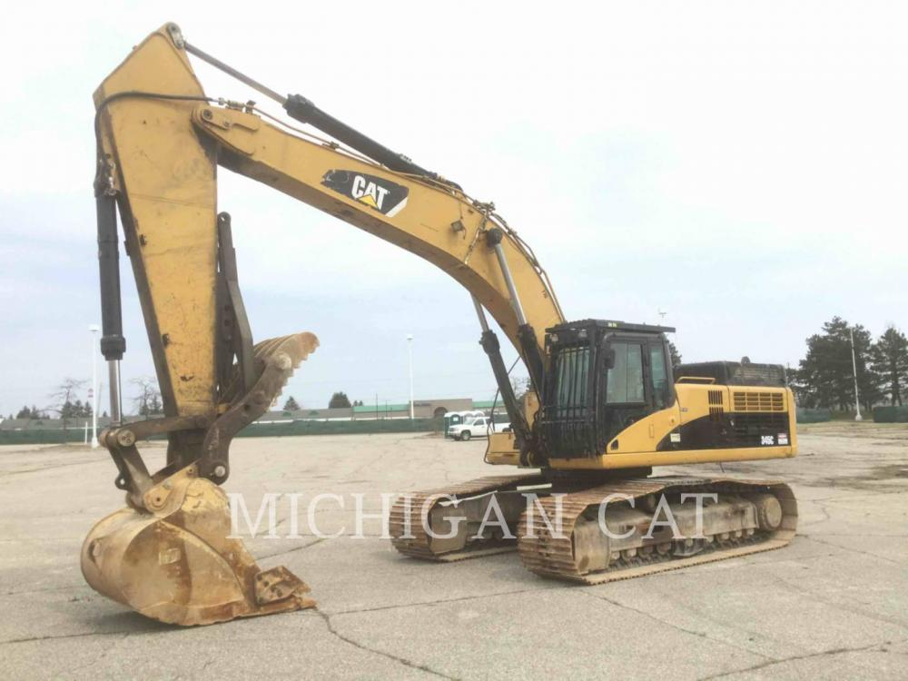 Detail photo of 2008 Caterpillar 345CL from Construction Equipment Guide