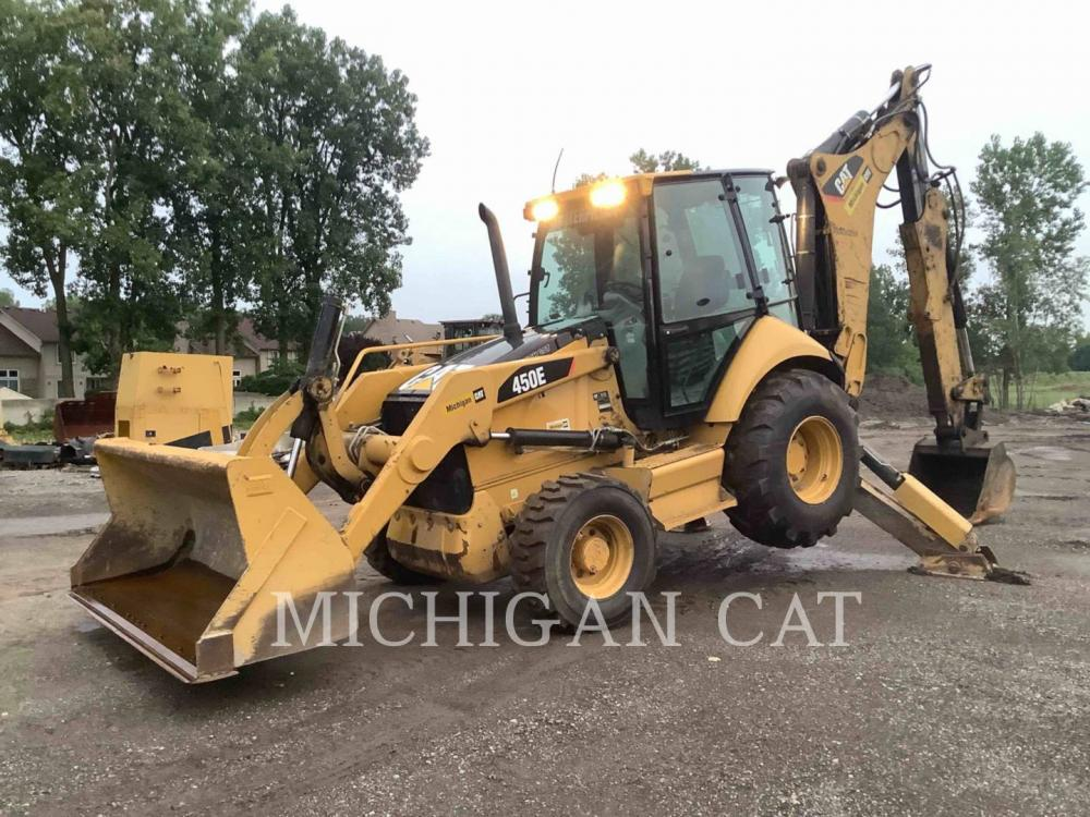 Detail photo of 2012 Caterpillar 450E from Construction Equipment Guide