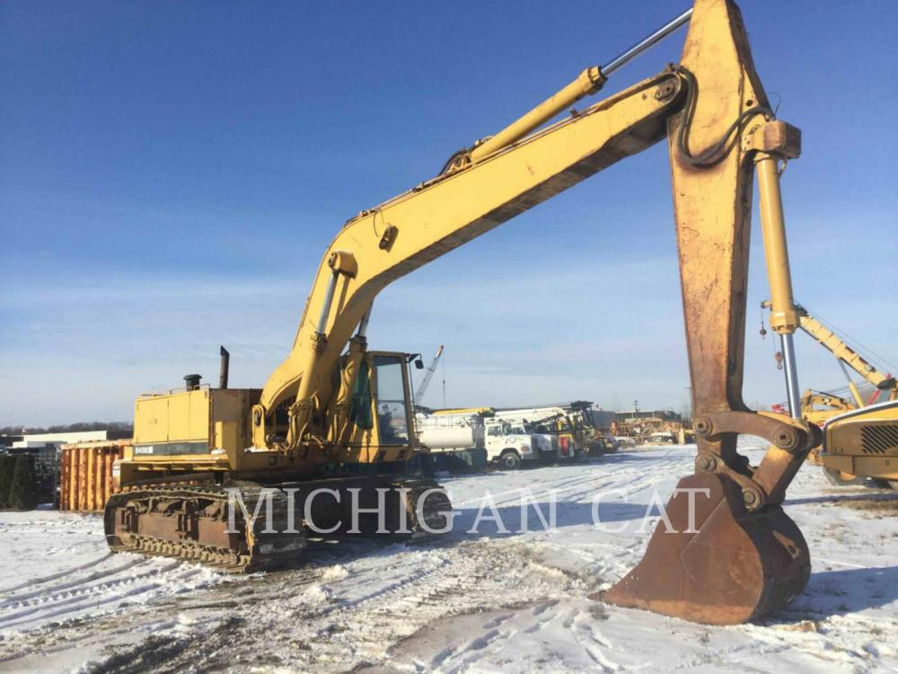 Detail photo of 1990 Caterpillar 245B from Construction Equipment Guide