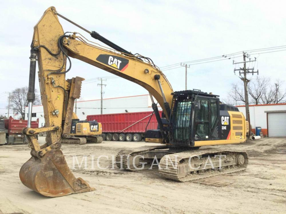 Detail photo of 2012 Caterpillar 324EL from Construction Equipment Guide