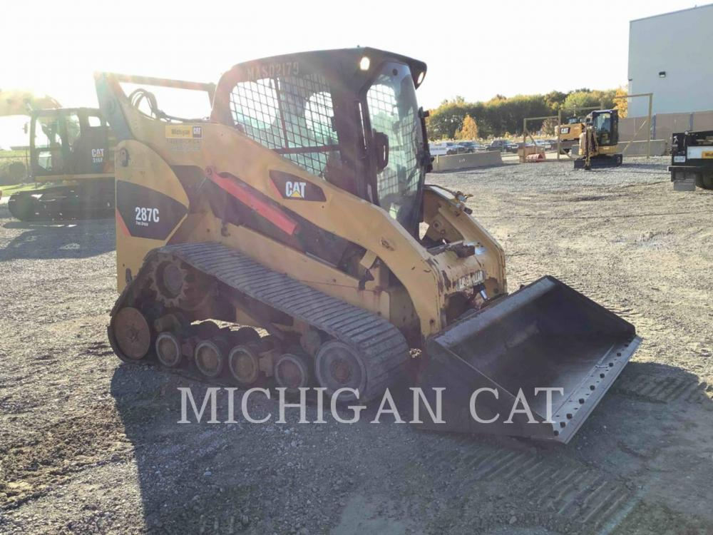 Detail photo of 2012 Caterpillar 287C from Construction Equipment Guide