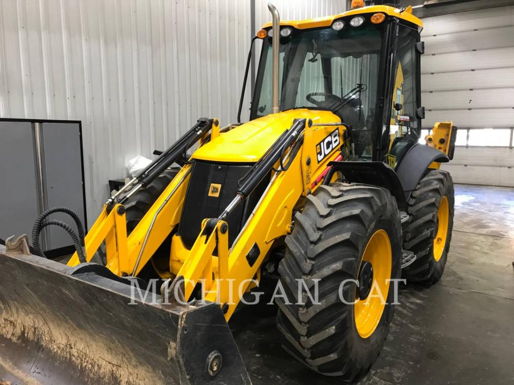 Detail photo of 2014 JCB 4CX 14 from Construction Equipment Guide