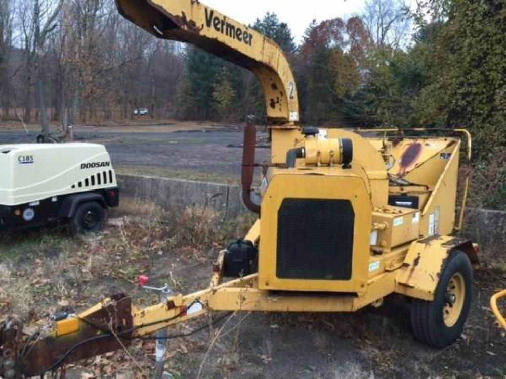 Detail photo of 1988 Vermeer 1230A from Construction Equipment Guide