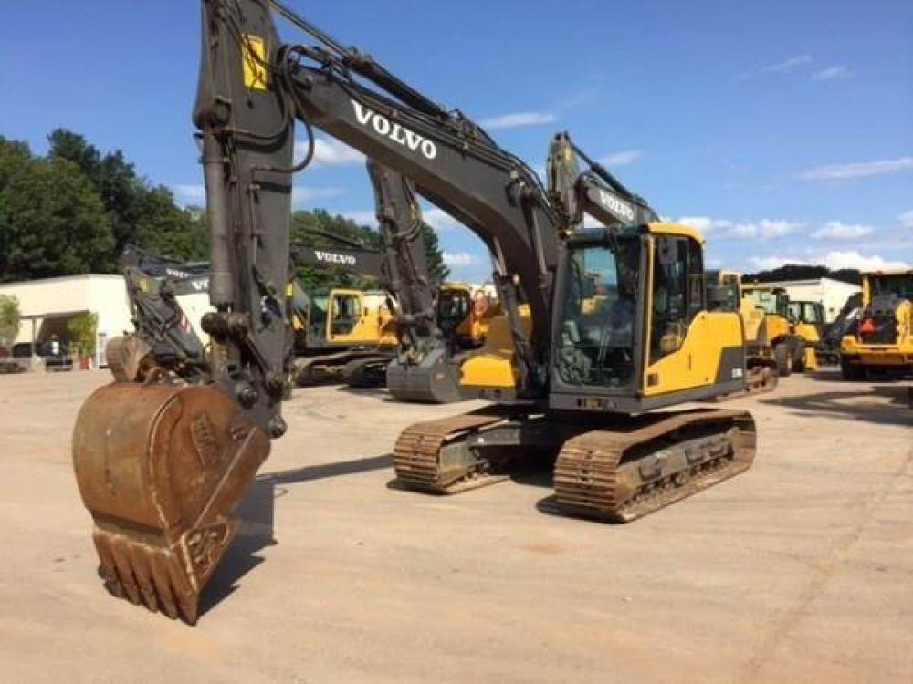 Detail photo of 2014 Volvo EC140DL from Construction Equipment Guide