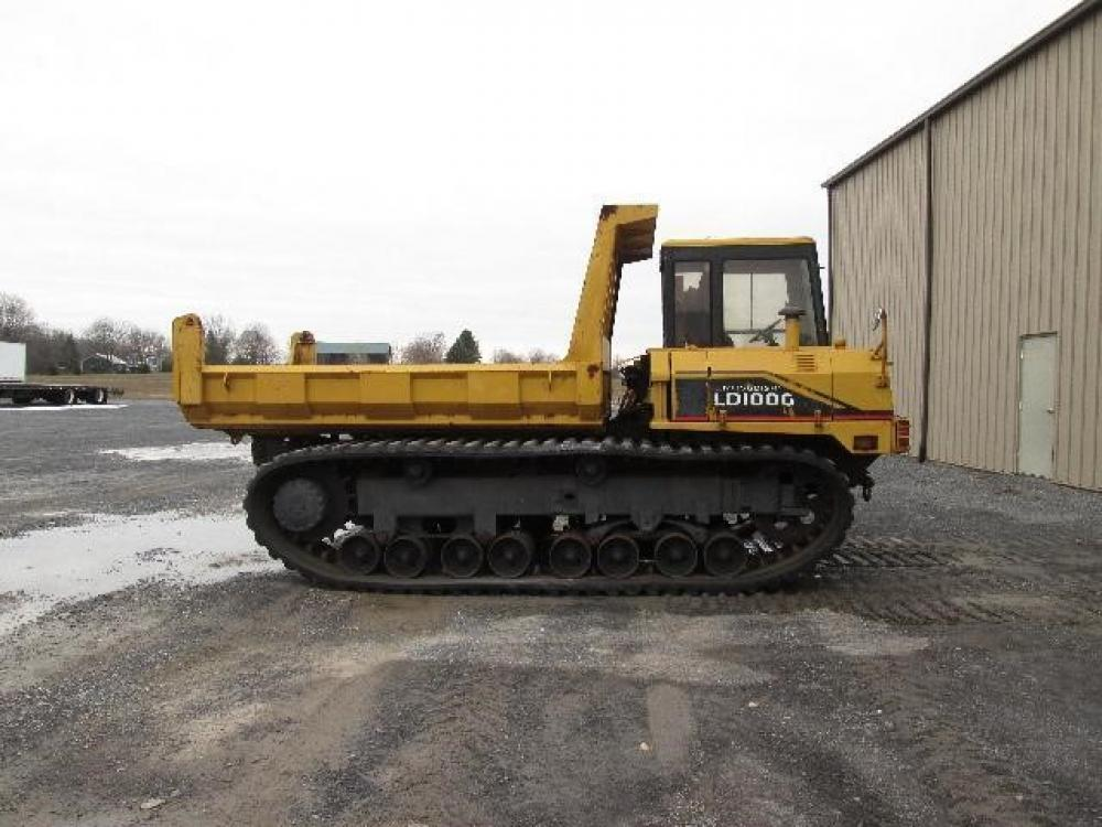 Detail photo of  Caterpillar LD1000B from Construction Equipment Guide