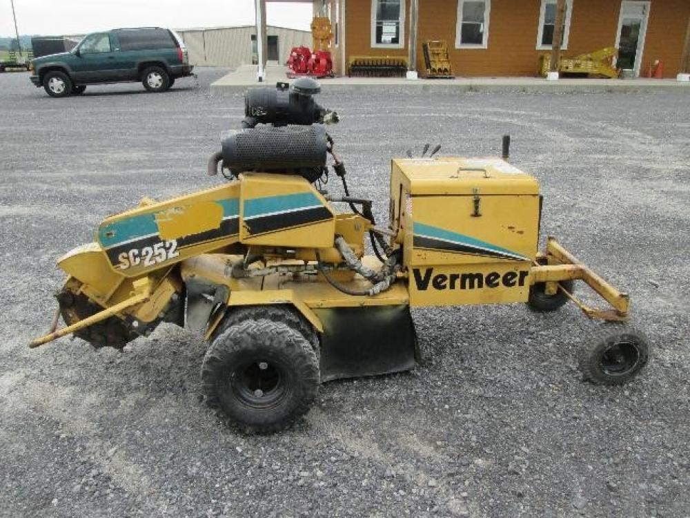 Detail photo of  Vermeer SC252 from Construction Equipment Guide
