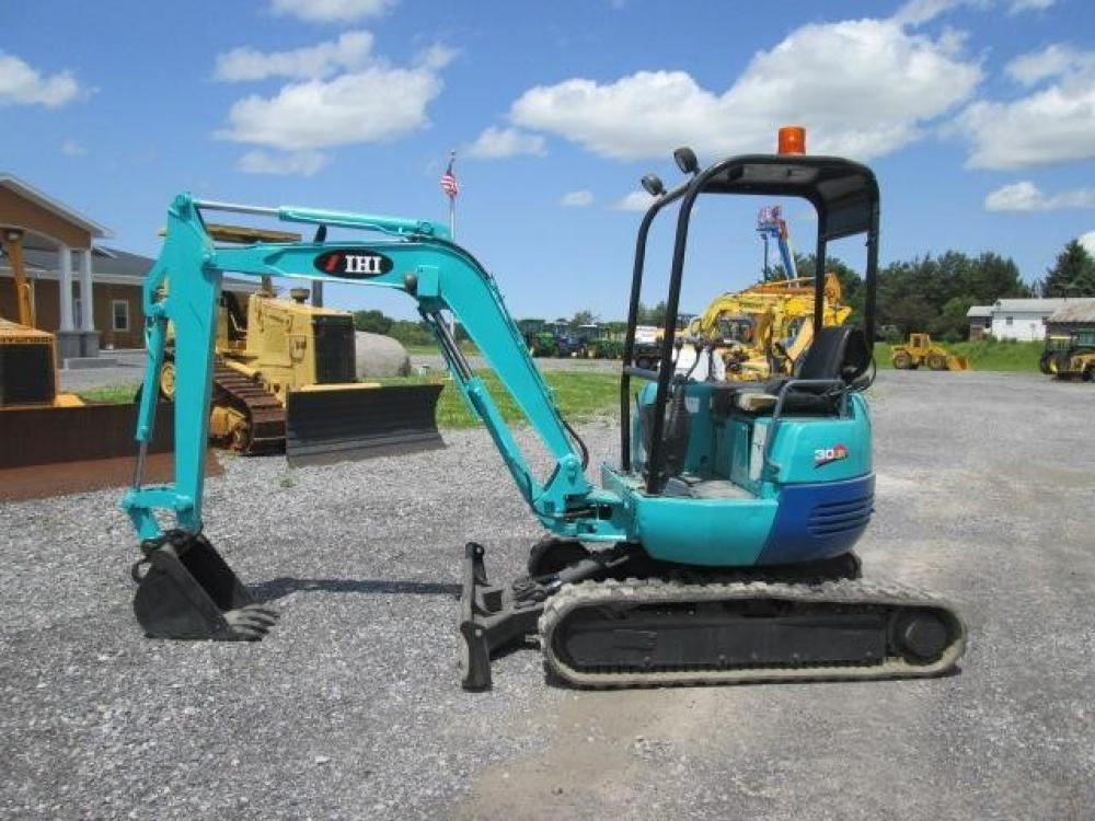 Detail photo of  IHI 30JX from Construction Equipment Guide