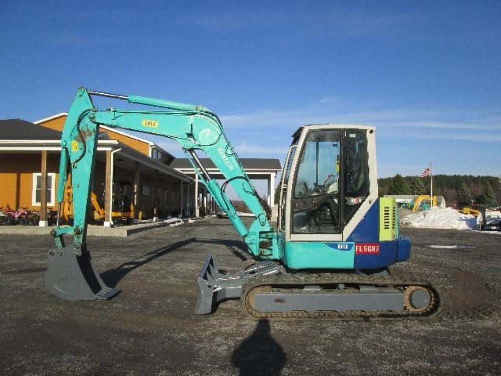 Detail photo of  IHI 80VX2 from Construction Equipment Guide