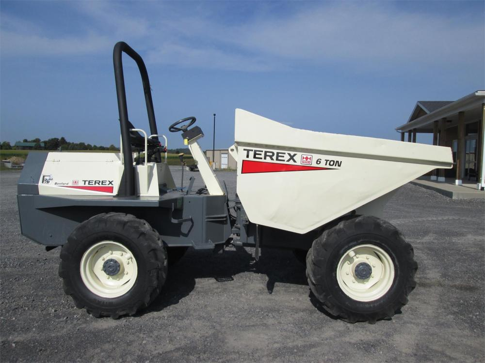 Detail photo of  Terex PT6000 from Construction Equipment Guide