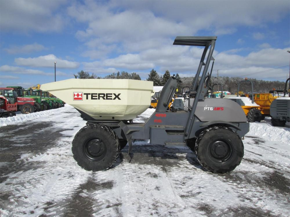 Detail photo of  Terex PT6AWS from Construction Equipment Guide