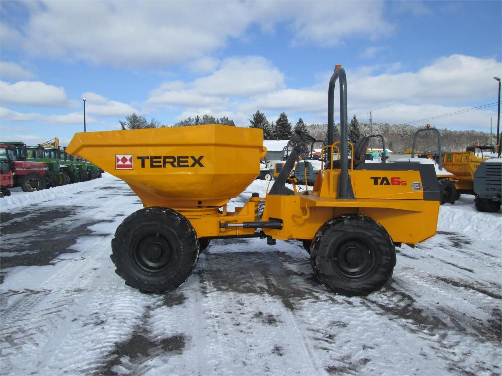 Detail photo of  Terex TA6S from Construction Equipment Guide