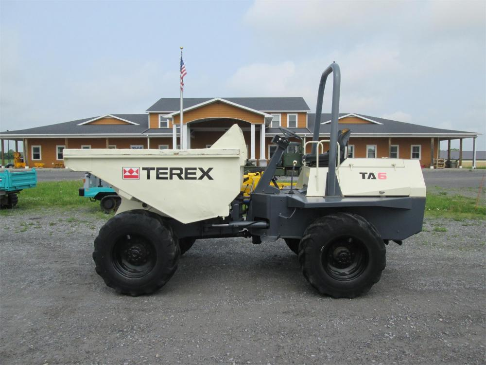 Detail photo of  Terex TA6 from Construction Equipment Guide