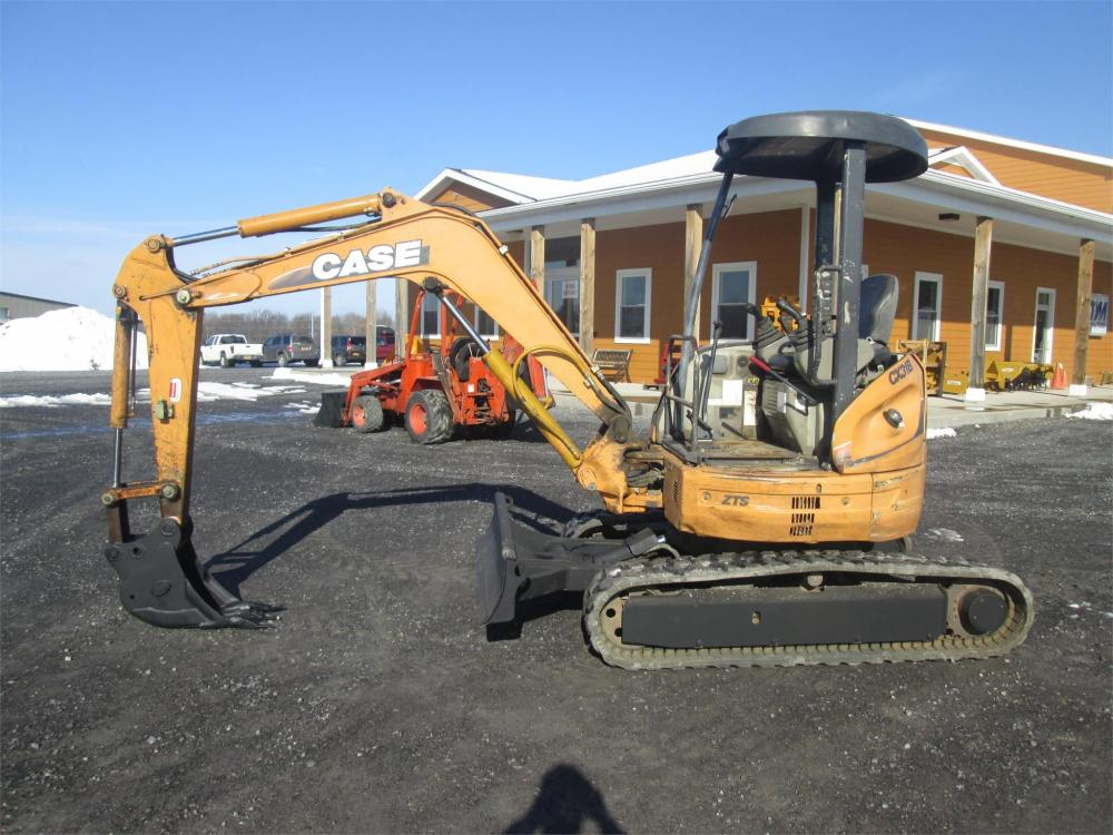 Detail photo of 2008 Case CX31B ZTS from Construction Equipment Guide