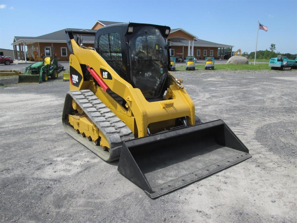 Detail photo of  Caterpillar 289C from Construction Equipment Guide