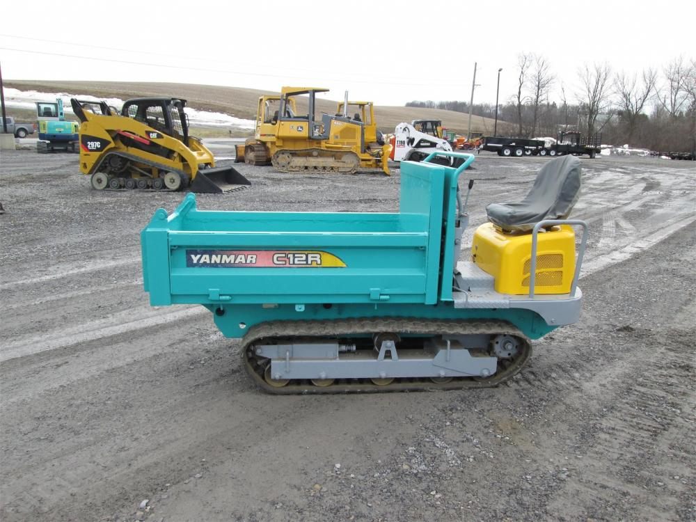 Detail photo of 2005 Yanmar C12R-A from Construction Equipment Guide
