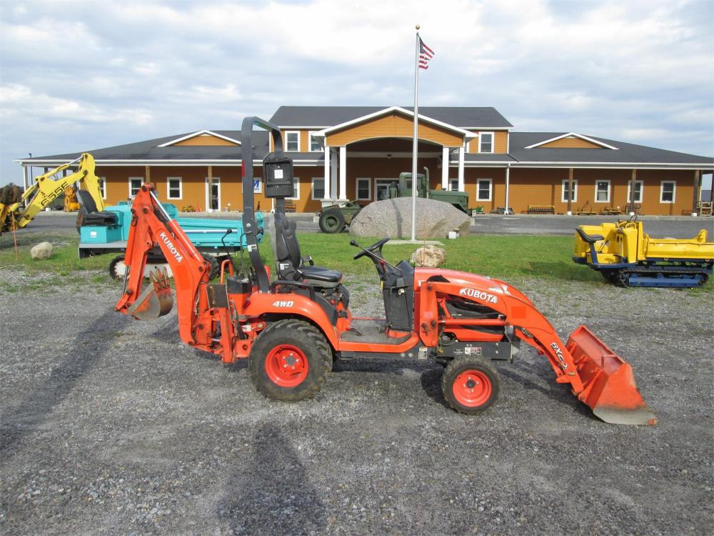 Detail photo of 2016 Kubota BX25D from Construction Equipment Guide